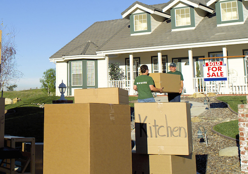 Residential Movers Toronto image
